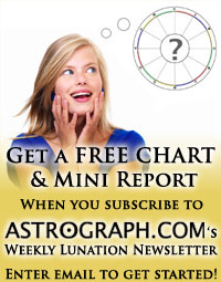 Free astrology reports online