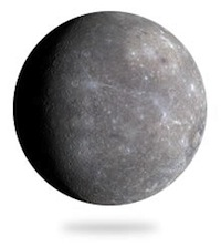 ASTROGRAPH - Mercury in Astrology