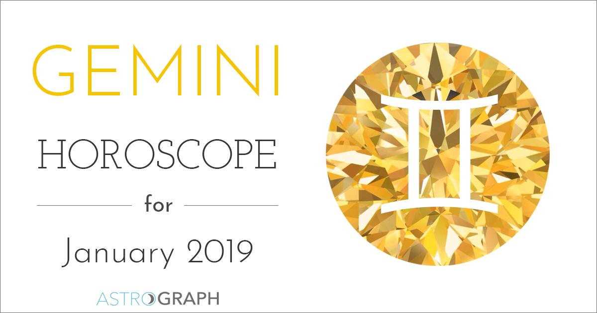 gemini horoscope january