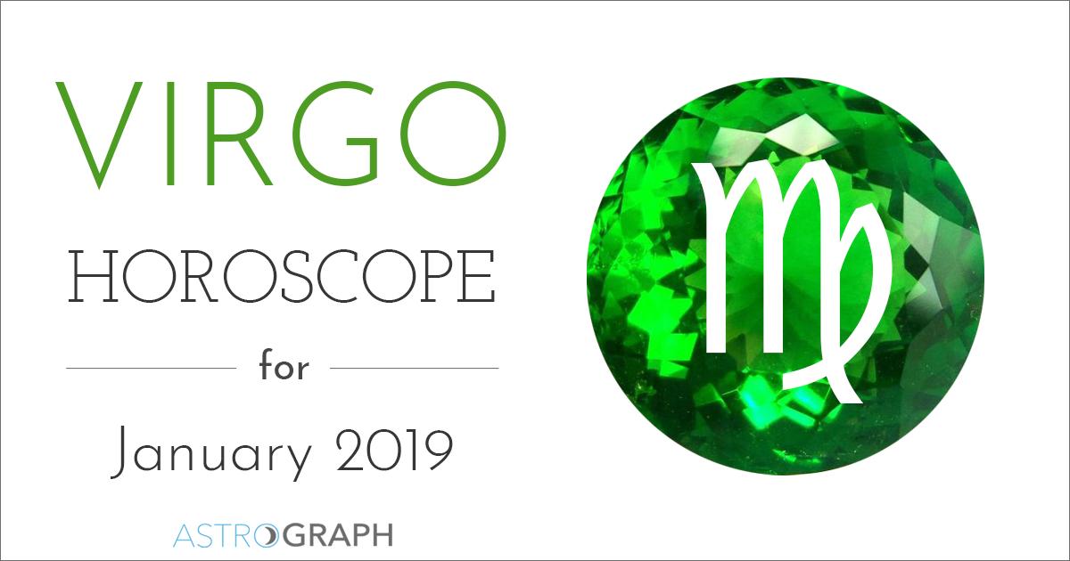 january horoscope virgo