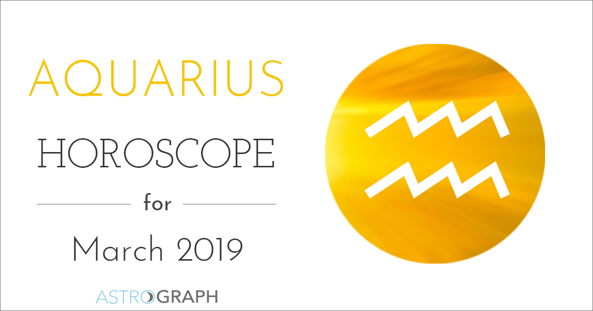 march astrology for aquarius