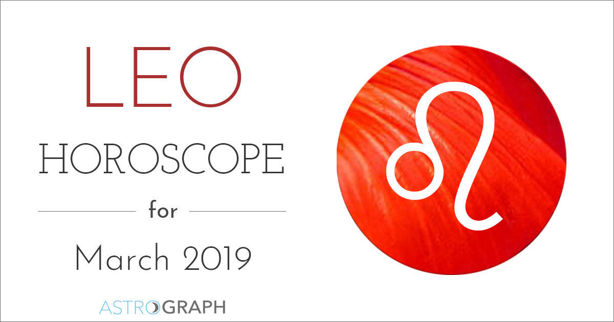 march horoscope for leo