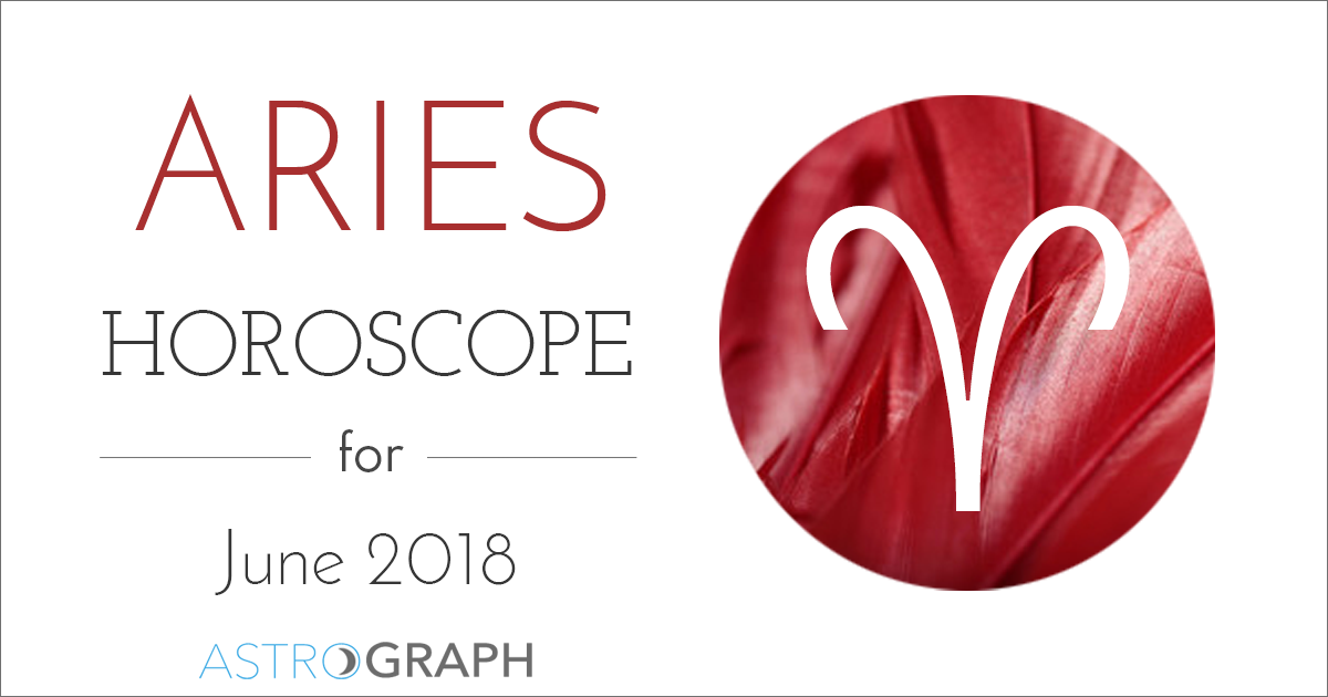 Aries Horoscope for June 2018