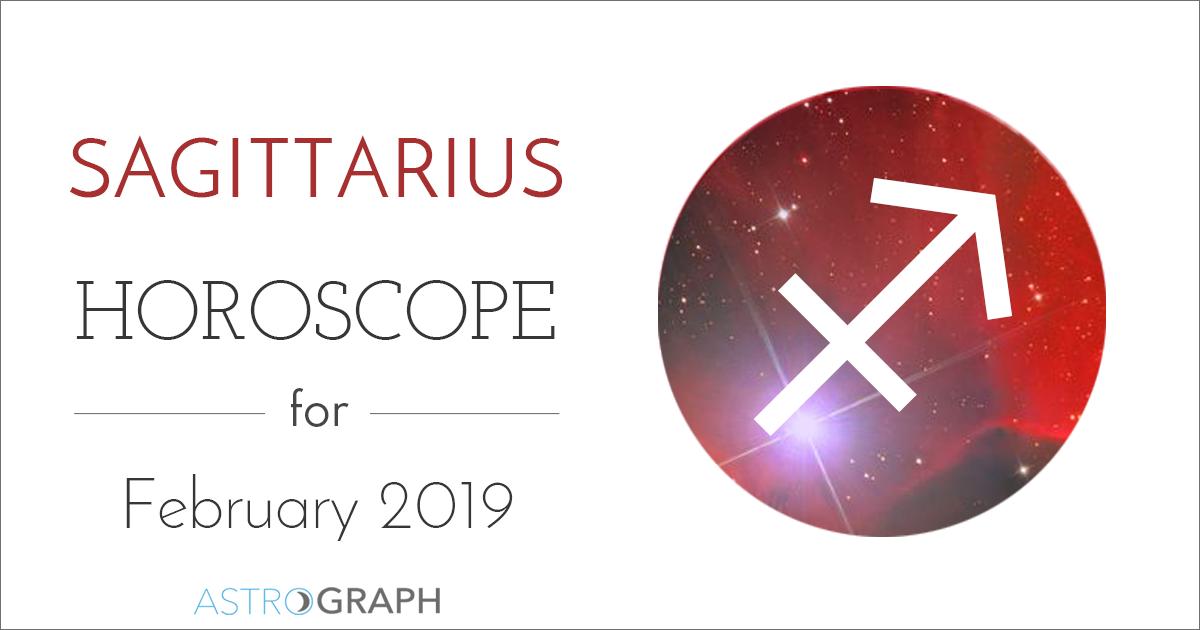 Sagittarius April 2020