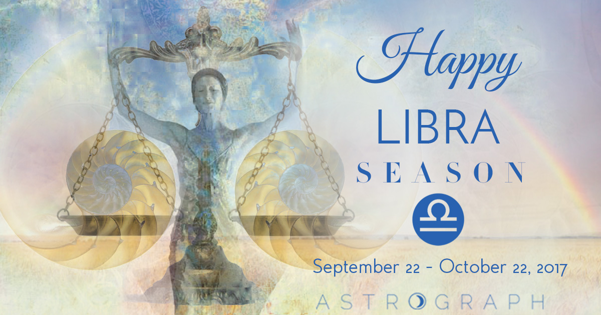 Happy Libra Season & Equinox!