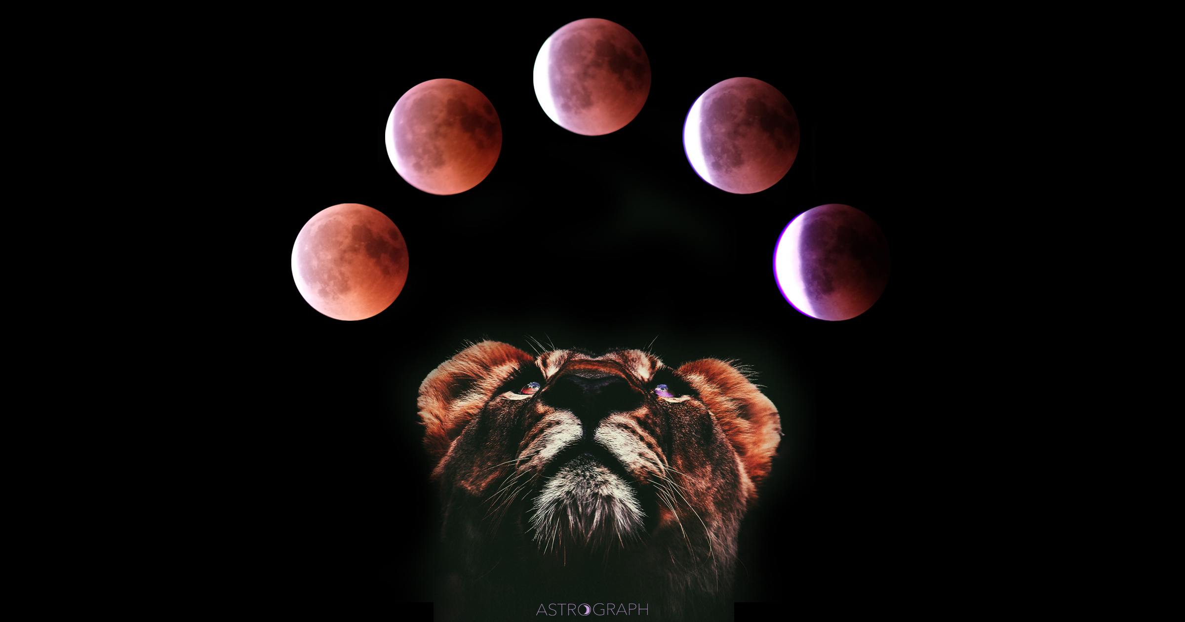 A Leo Lunar Eclipse of Awakened Creativity