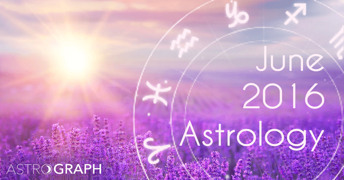 The Astrology of June – Recalling Yourself to Yourself