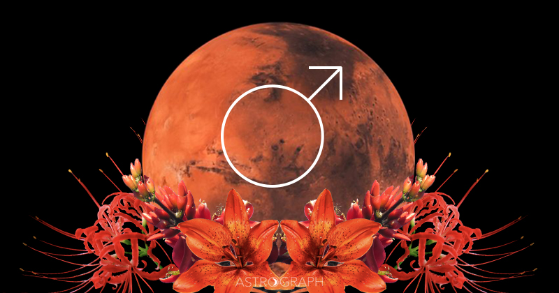 Mars in the Sky and in Your Birth Chart