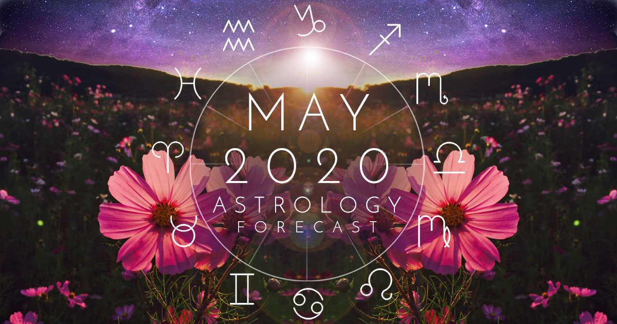 A May Month of Transformation, Unexpected Insight, and Spiritual Enlightenment