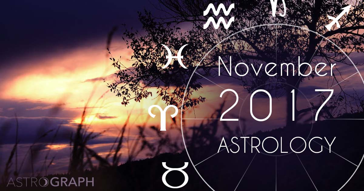 A Surprising and Mystical Month of November