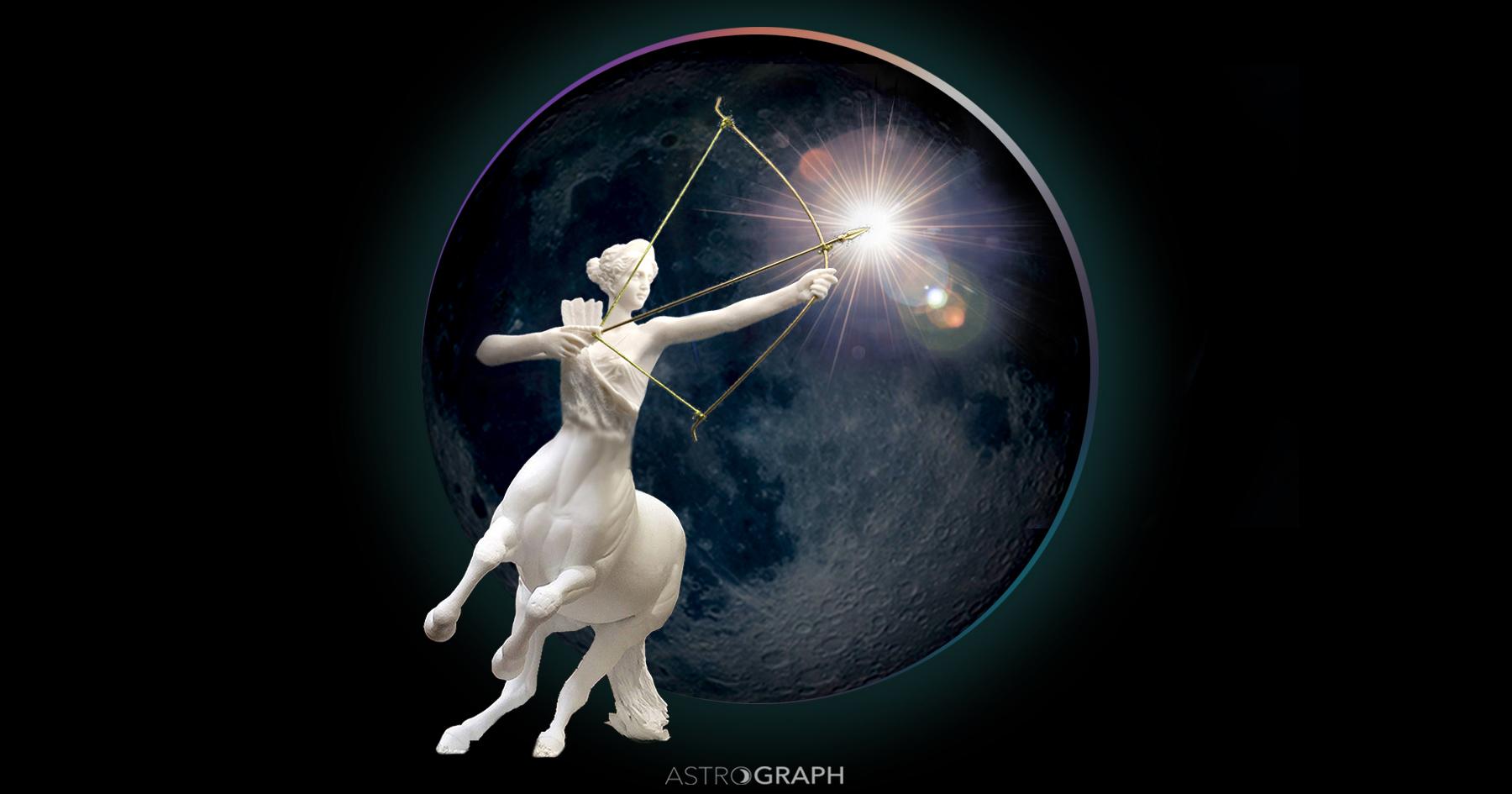A Sagittarius New Moon of Optimism, Illusion, and Discernment