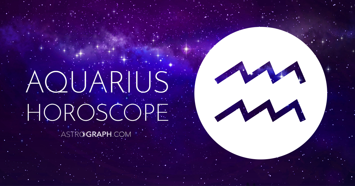 Aquarius Horoscope for May 2021