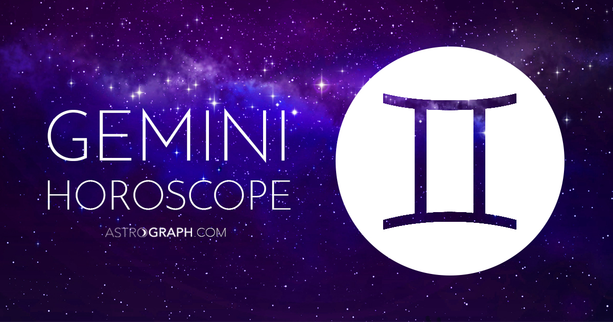 Gemini Horoscope for January 2021