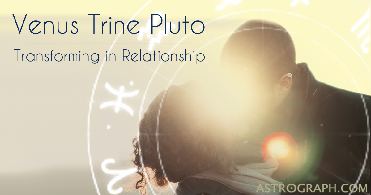 Venus opposite pluto sexuality
